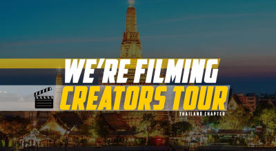Travailino Creators Tour