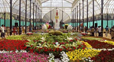 Lalbagh Flower Show 2019 – Independence Day Celebrations