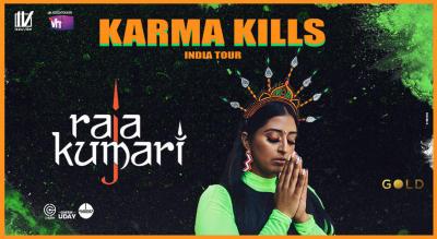Raja Kumari Karma Kills India Tour | Indore