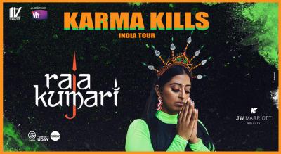 Raja Kumari Karma Kills India Tour | Kolkata
