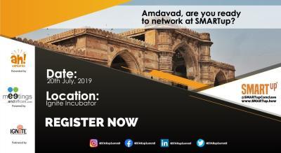 SMARTup Ahmedabad 2019