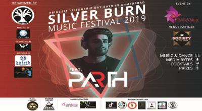 Silver Burn MUSIC FESTIVAL 2019 (Friendship Day Bash)