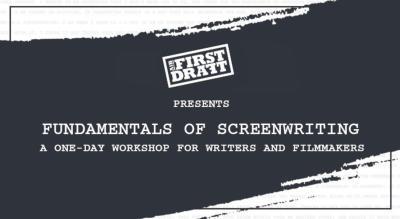 AIB First Draft: Fundamentals of Screenwriting, Delhi