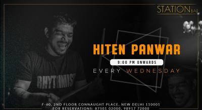 Hiten Panwar Live Every Wednesday