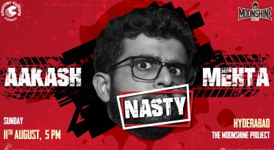 Aakash Mehta - Nasty