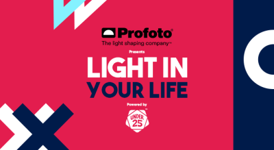 Profoto Presents Light In Your Life powered By Under 25