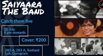 Musical Night With Saiyaara: The Band