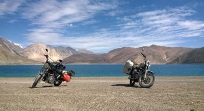 Road trip to Leh Ladakh from Manali - Bike Tour | Justwravel