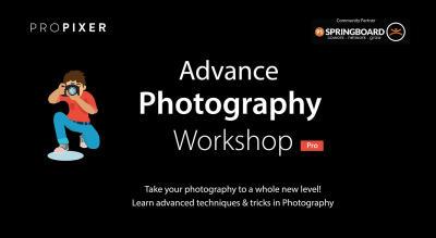 Advance Photography Workshop