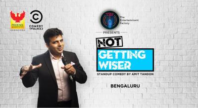 'Not Getting Wiser by Amit Tandon'