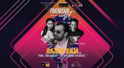 Friendship Night - Rajeev Raja Live