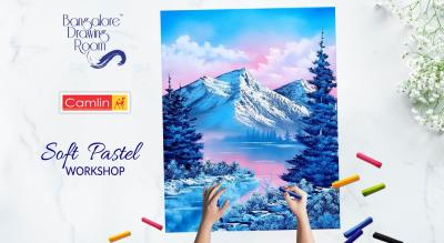 Soft Pastel Workshop by Bangalore Drawing Room