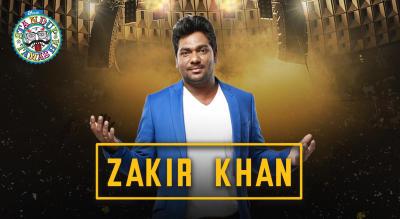 Zakir Khan Live | Chennai