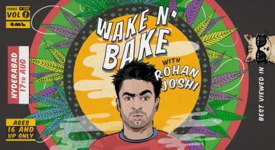 Wake & Bake - Hyderabad