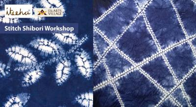 Stitch Shibori Workshop