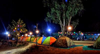 Monsoon Camping at Pawna Lake