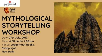 Mythological Storytelling Workshop