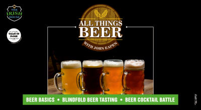 All Things Beer with John Eapen