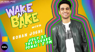Wake n' Bake with Rohan Joshi