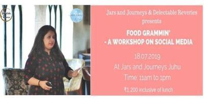 Food Grammin - Workshop on Social Media