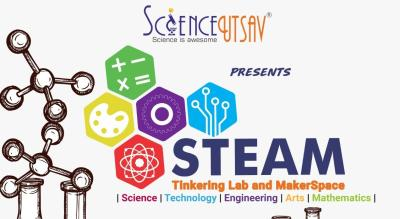 ScienceUtsav's STEAM/Science Tinkering Workshops for Kids in Bengaluru
