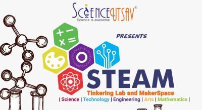 ScienceUtsav's STEAM/Science Tinkering Workshops for Kids in Bengaluru