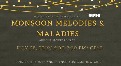 Monsoon melodies & maladies - STORY MEETUP