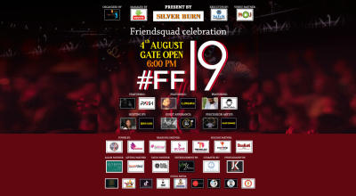 #FF19(friendsquad celebrations)