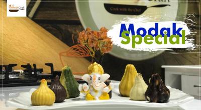 Ganpati Special Modak Workshop