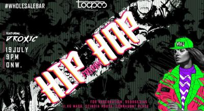 Hip Hop Friday Ft Droxic