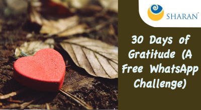 30 Days of Gratitude (A Free WhatsApp Challenge)