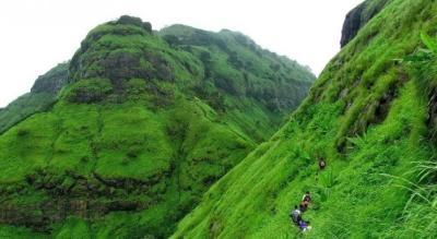One Day Monsoon Trek Peb (Vikatgad)