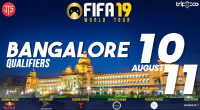 FIFA 19 WORLD TOUR | Bangalore Qualifier