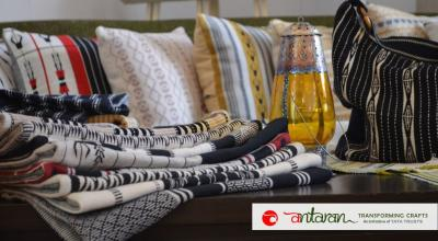 The Artisan Exhibit of Handwoven Textiles