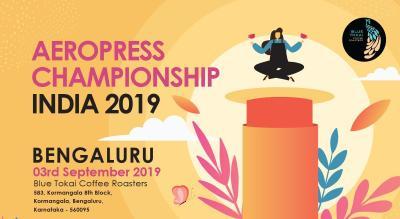 INDIAN AEROPRESS CHAMPIONSHIP 2019: Bengaluru Round