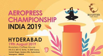 INDIAN AEROPRESS CHAMPIONSHIP 2019: Hyderabad Round