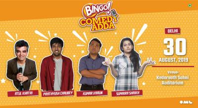 Bingo! Comedy Adda, Delhi