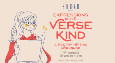 Expressions of the Verse Kind: A Poetry Writing Workshop