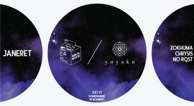 Milkman x Yoyaku: Janeret / Bombay