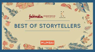 FabIndia x Kommune Presents: Best Of Storytellers