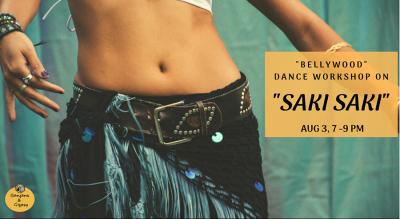 BellyWood (Belly +Bollywood) Dance Workshop