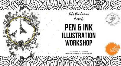 Pen & Ink Illustration Workshop