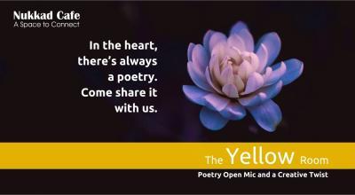 The Yellow Room - Poets' Club - Viman Nagar