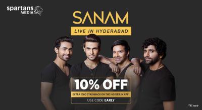 SANAM – Live in Concert