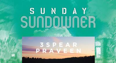 Sunday Sundowner ft. 3Spear and Praveen