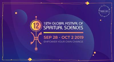 12th Global Festival of Spiritual Sciences I India's one & only 'Soul' festival