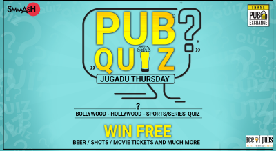 Pub Quiz - Jugadu Thursday