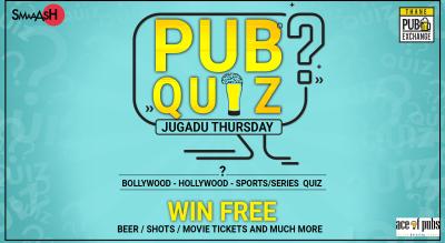 Pub Quiz - Jugadu Thursday
