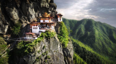 Bhutan Bike Expedition | Global Corporate Tour