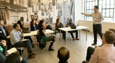 Public Speaking & Leadership Development Workshop